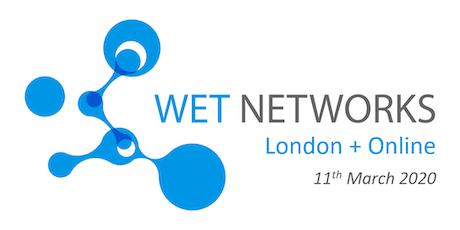 Wet Networks | London + Online | Digital Water tickets