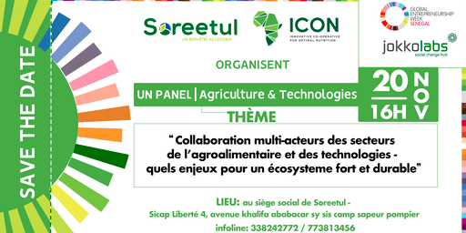 Panel | Agriculture & Technologies