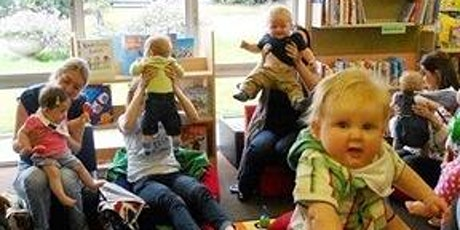Nailsworth Library -  Baby Bounce and Rhyme tickets