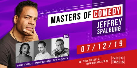 Masters of Comedy 7-12 tickets