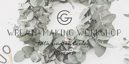 Evening Christmas Wreath Making Workshop with Lindsay - The Greenbank Hotel