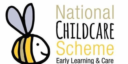 National Childcare Scheme Information for Parents, Wicklow Town