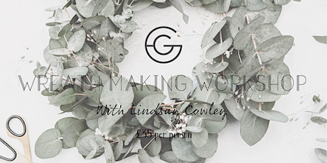 Morning Christmas Wreath Making Workshop with Lindsay - The Greenbank Hotel tickets