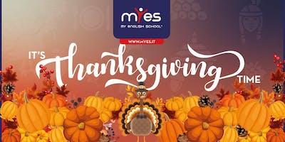 Thanksgiving@MyES Genova