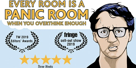 Simon Caine: Every Room Becomes a Panic Room When You Overthink Enough tickets