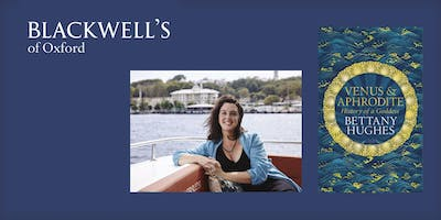 Bettany Hughes will be with us to sig...