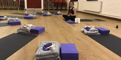 Wednesday Yoga Leicester tickets