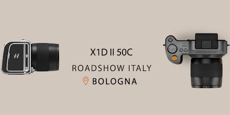 Hasselblad Roadshow Italy - Bologna biglietti