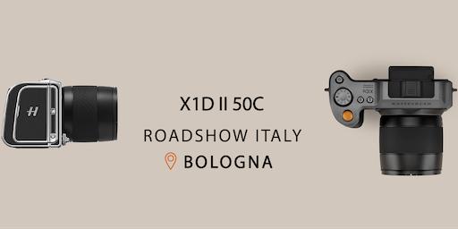 Hasselblad Roadshow Italy - Bologna