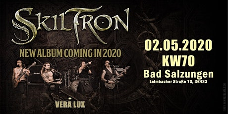 Skiltron - Heavy / Celtic Folk Metal aus Argentinien / KW 70 Tickets