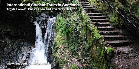 Argyll Forrest & Puck's Glen Day Tour Sun 16 Feb tickets