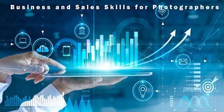 Business and Sales Skills for Photographers tickets