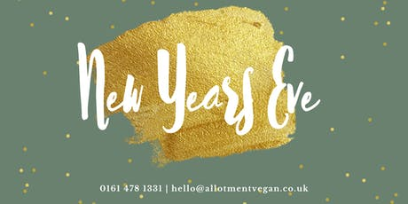 New Years Eve At The Allotment tickets