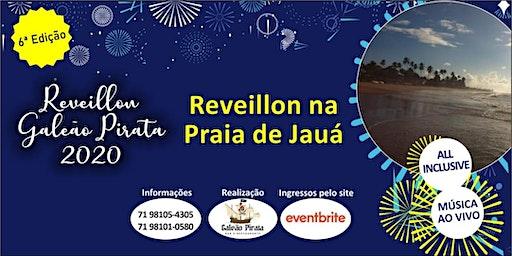 REVEILLÓN DO GALEÃO PIRATA - 2020