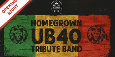 Home Grown - Tribute to UB40