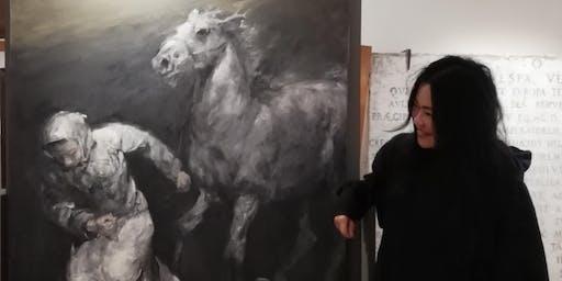 La curatrice Metra Lin presenta la vita e le opere di Cen Long