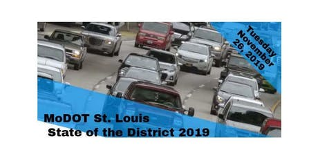 MoDOT St. Louis State of the District 2019 tickets