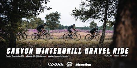 WinterGrill Gravel Ride Heidezicht Bussum tickets