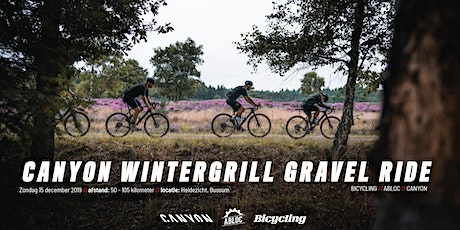 WinterGrill Gravel Ride Heidezicht Bussum tickets