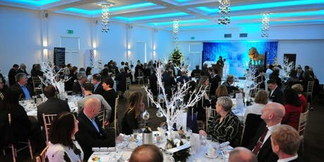 Chamber of Commerce Member Christmas Lunch - £37.50+vat tickets