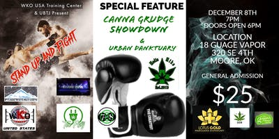 Stand Up And Fight & Canna Grudge Showdown