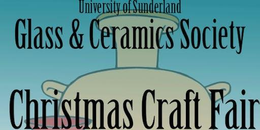 Christmas Craft Fair - Glass & Ceramics Society