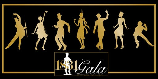 1831 Gala Spartanburg