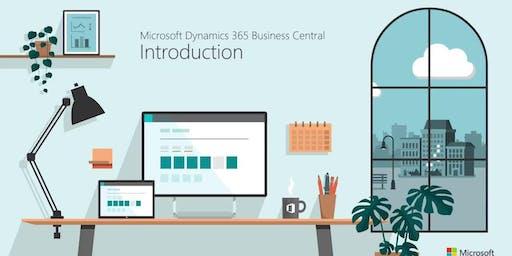 Bristol Briefing - Dynamics 365 Business Central