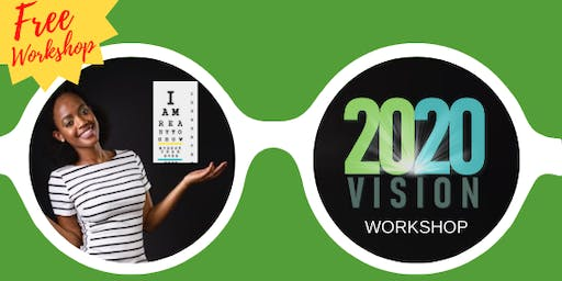 Diane's Heart Presents:  2020 Vision Workshop and Luncheon for Single Moms