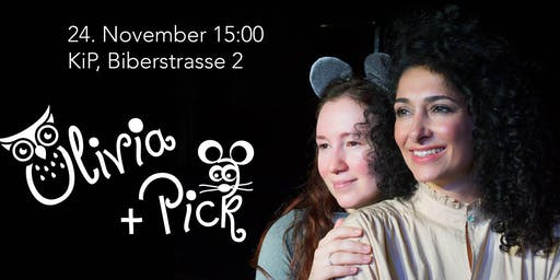 "Theater für Kinder ""Olivia&Pick"""