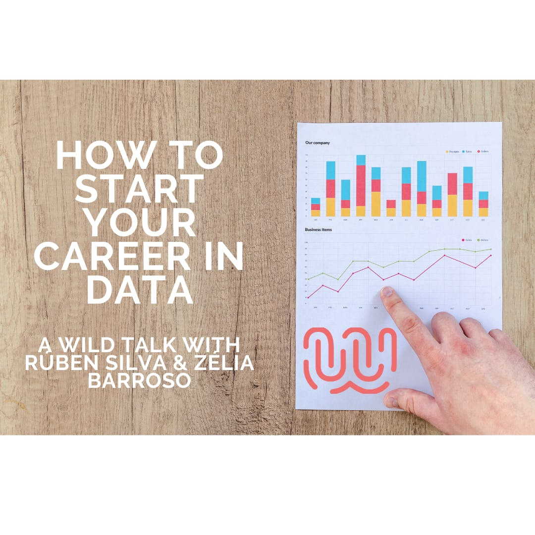 How to start your career in DATA