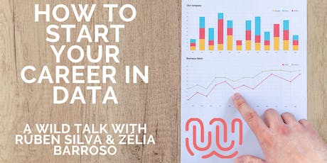 How to start your career in DATA tickets