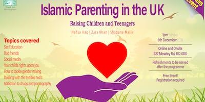 Islamic Parenting in the UK