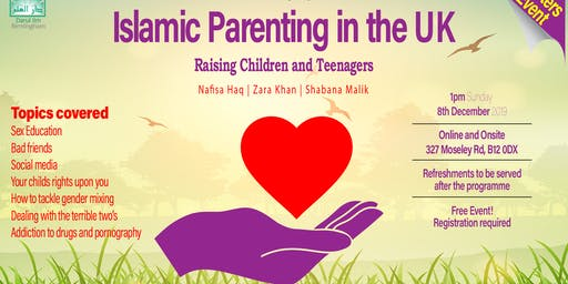 Islamic Parenting in the UK