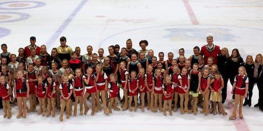 Kirkcaldy Ice Skating Club Winter Ice Gala - Sunday Show