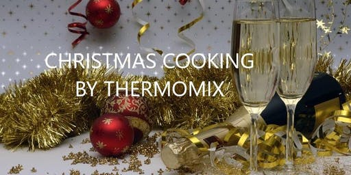 Christmas Cooking by Thermomix (in aid of Cransley Hospice)