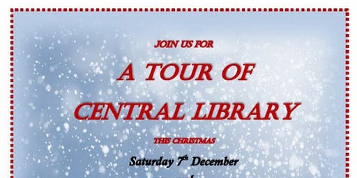 Central library tour
