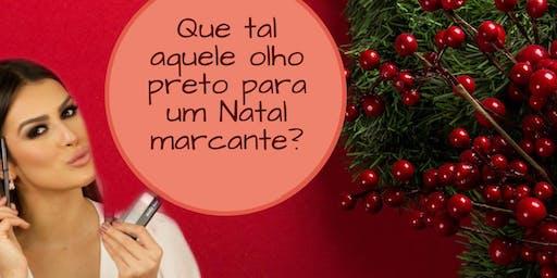 Curso de Auto Maquiagem para o Natal!!