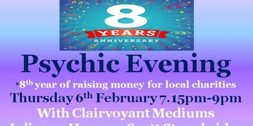 8th year Psychic Evening