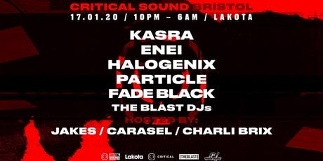 Critical Sound - Bristol tickets