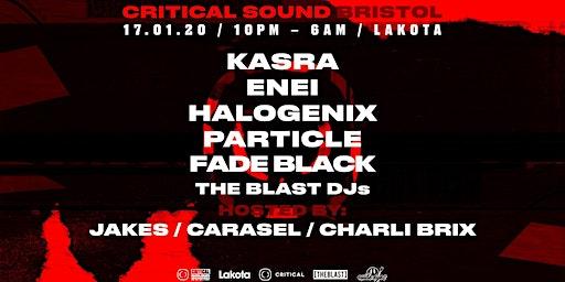 Critical Sound - Bristol