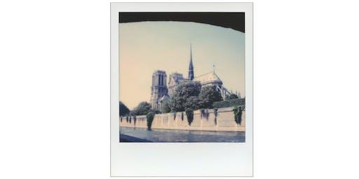 Polaroid Photo hunt avec Vincent Gabriel
