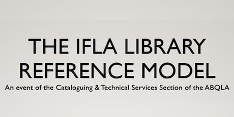 Le modèle de référence de l'IFLA pour les bibliothèques billets