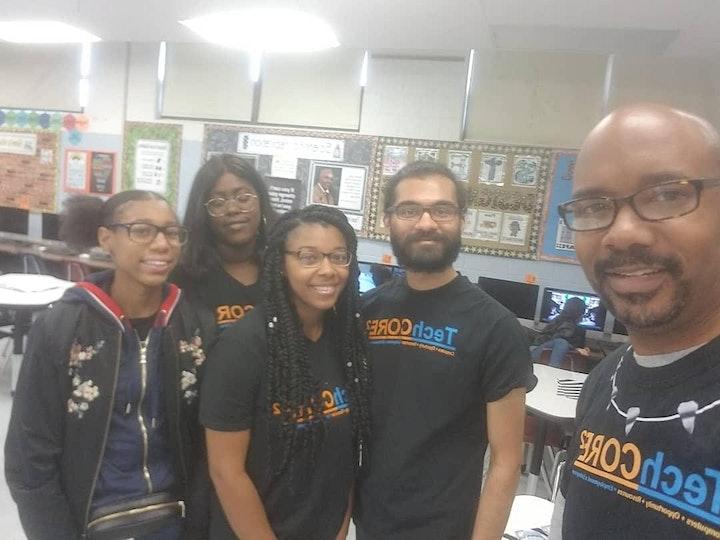 TechCORE2 Fall 2019 Closing Program/Student Presentations (Open To Public) image