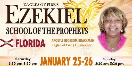 Ezekiel School of the Prophets - Boynton Beach FL 01/25-26, 2020  Accelerated 8 month Class in 12 Hours
