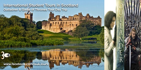Outlander and Game of Thrones (3 Castles) Day Trip Sat 15 Feb tickets