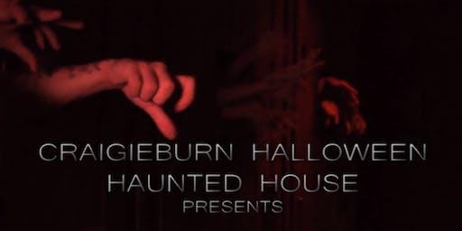 (By Popular Demand) Halloween Haunted House - 16th Nov 2019