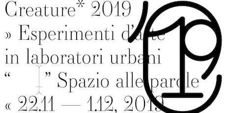 Esplorazione urbana/letteraria: Frontiere. Le Mura Aureliane e il Pomerium. biglietti
