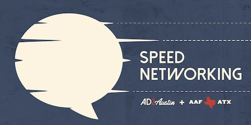Ad 2 Speed Networking Mixer