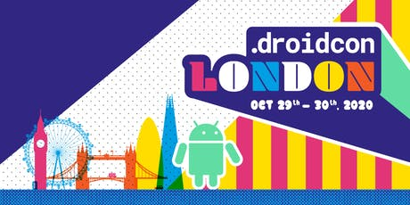 droidcon London 2020 tickets